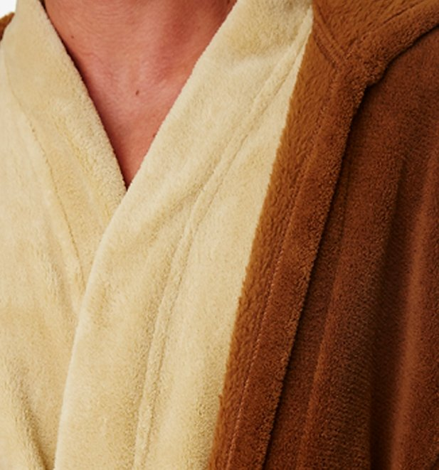 Men's Fleece Star Wars Jedi Outfit Dressing Gown