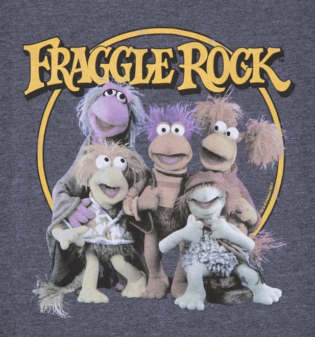 Men's Fraggle Rock Classic Gang T-Shirt