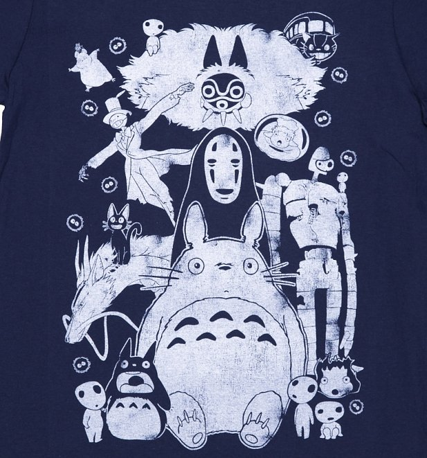 Men's Ghibli Gang T-Shirt