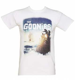 Men's Goonies Pirate Ship T-Shirt
