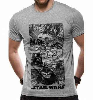 Men's Japanese Star Wars T-Shirt