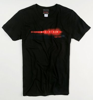 Men's Knight Rider KITT Scanner T-Shirt