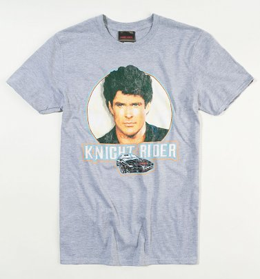 Men's Knight Rider Michael Knight T-Shirt