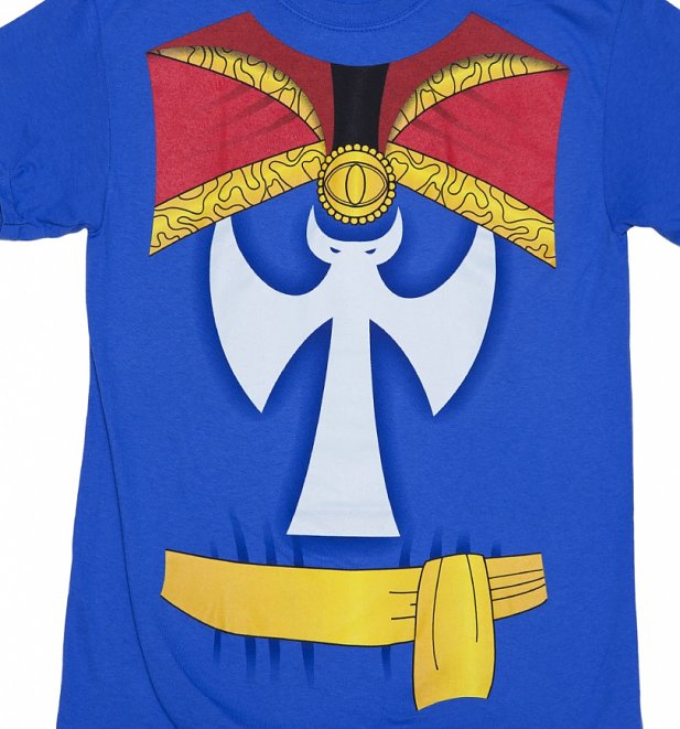 Men's Marvel Comics Doctor Strange Uniform T-Shirt