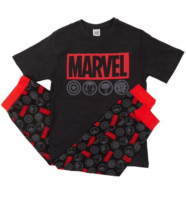 Men's Marvel Pyjamas