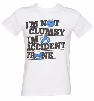 Men's Mr Bump Accident Prone T-Shirt