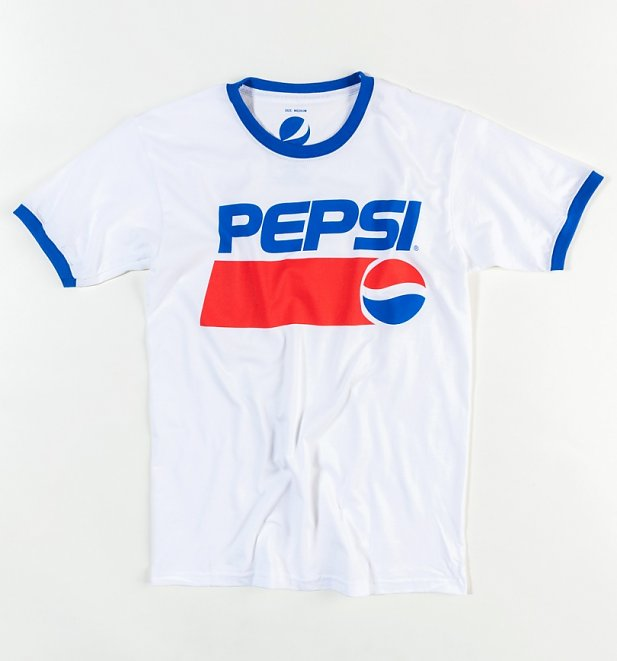 Men's Pepsi Ringer T-Shirt