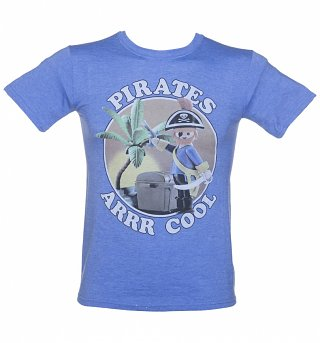 Men's Playmobil Pirates Arrr Cool T-Shirt