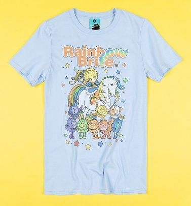 Men's Rainbow Brite And Sprites T-Shirt