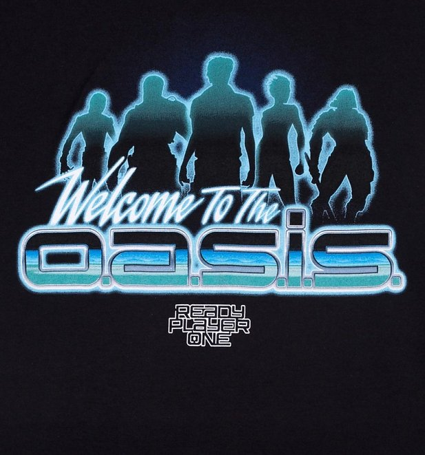 Men's Ready Player One Oasis T-Shirt