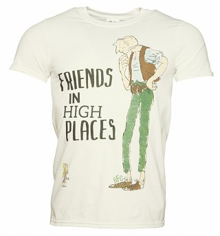 Men's Roald Dahl BFG Friends in High Places T-Shirt