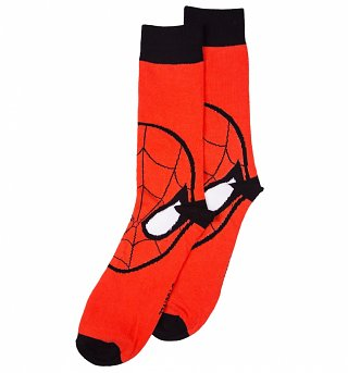 Men's Spider-Man Ankle Socks