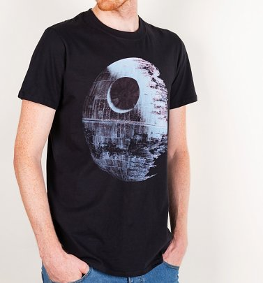 Men's Star Wars Death Star T-Shirt