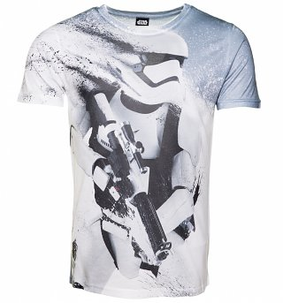 Men's Star Wars Stormtrooper Sublimation T-Shirt