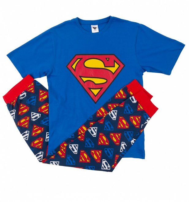 Men's Superman DC Comics Pyjamas