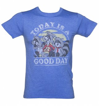 Men's The Raccoons Today Is A Good Day T-Shirt