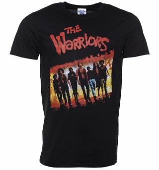 Men's The Warriors Movie Poster T-Shirt