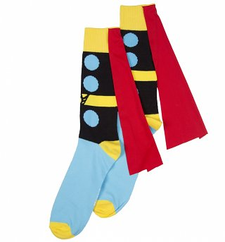 Men's Thor Ankle Socks With Cape