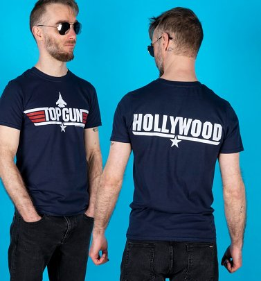 Top Gun - Hollywood Herren T-Shirt