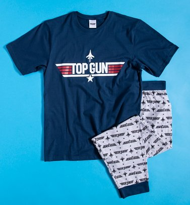 Men's Top Gun Pyjamas