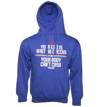 Men's Top Gun Your Ego Is Writing Checks Hoodie