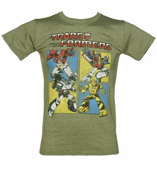 Men's Transformers More Than Meets The Eye T-Shirt