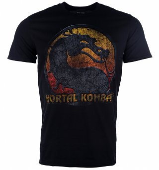 Men's Mortal Kombat T-Shirt