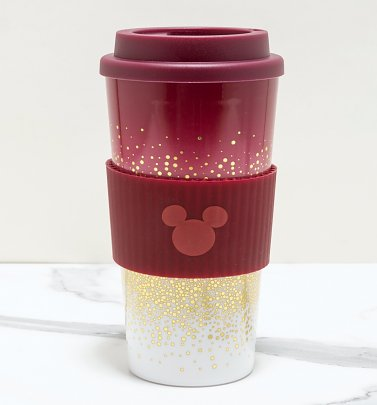 Mickey Mouse Berry Travel Mug from Funko