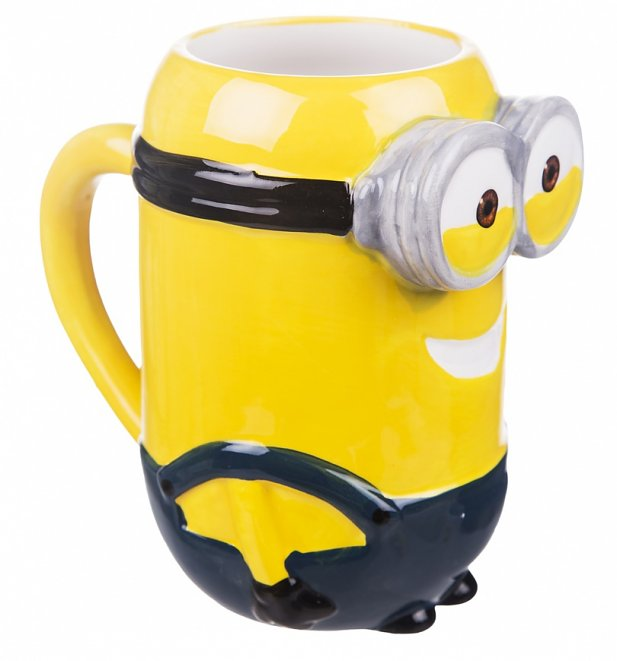 Minions 3D Kevin Mug With Scented Charm