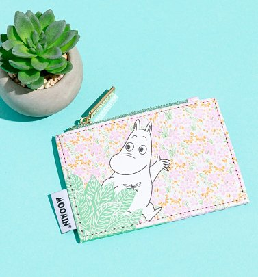 Moomin Ditsy Floral Purse