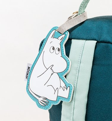 Moomin Luggage Tag