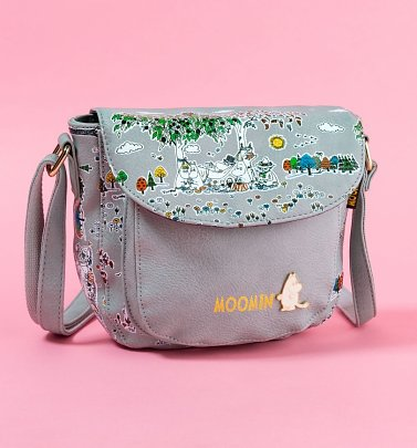 Moomin Meadow Cross Body Bag from House of Disaster