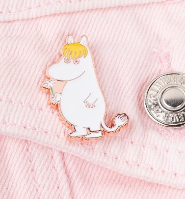 Moomin Snorkmaiden Enamel Pin Badge