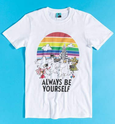 Moomins Always Be Yourself Pride Charity T-Shirt