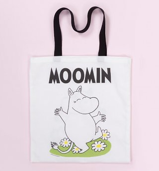 Moomins Happy Moomin Tote Bag
