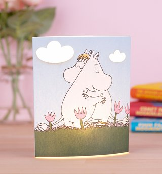 Moomins Hug Mini Light