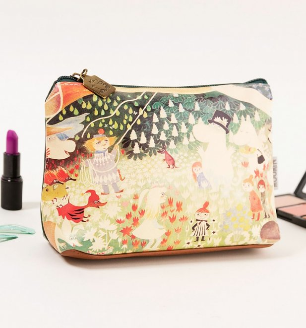 Moomins Journey Make Up Bag from Disaster Designs