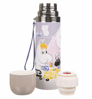 Moomins Tea Thermal Flask from Disaster Designs