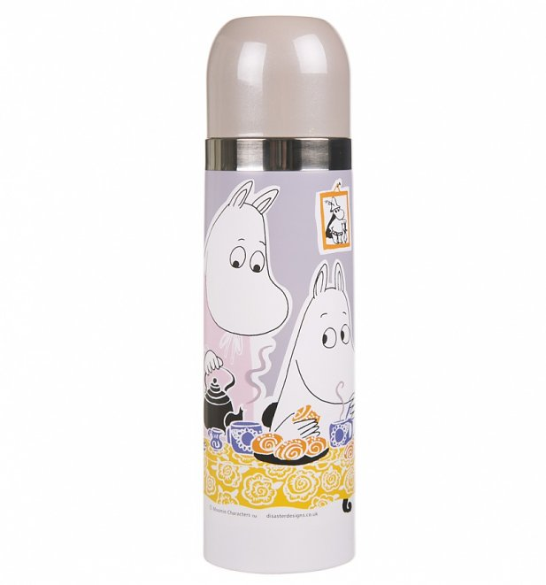 Moomins Tea Thermal Flask from House of Disaster
