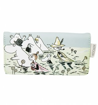 Moomins Water Scene Purse from Disaster Designs