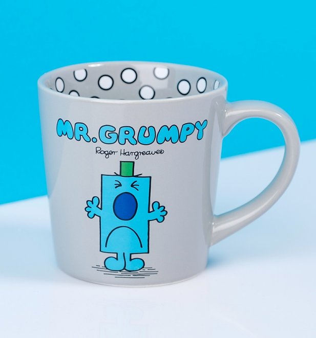 Mr Grumpy I Had Fun Once Mug