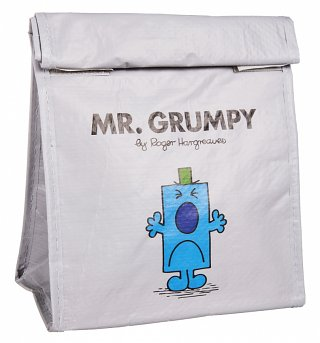 Mr Grumpy Insulated Lunch Bag