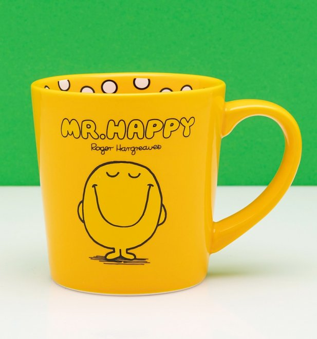 Mr Happy Choose Happy Mug