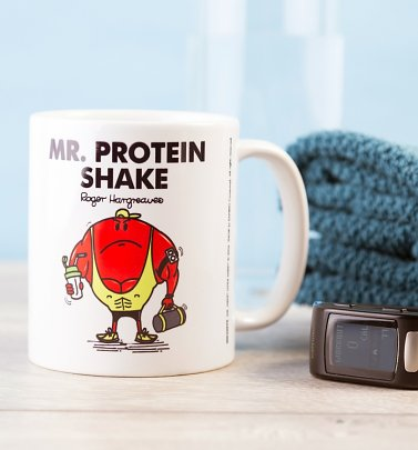 """Mr Protein""-Tasse - Mr Men"