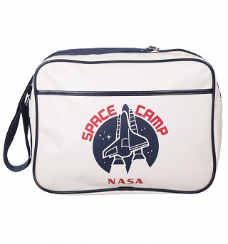 NASA Space Corp Messenger Bag