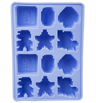 Nintendo Super Mario Brothers Ice Cube Tray
