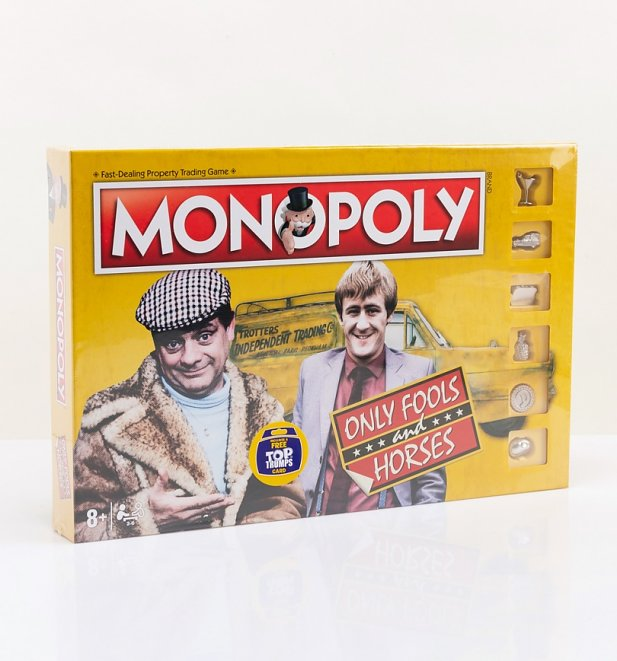 Only Fools and Horses Monopoly Game Set