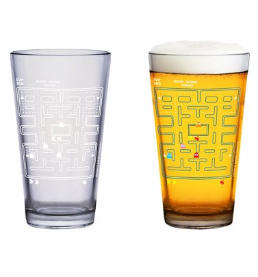 PAC-MAN Colour Change Pint Glass