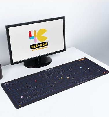 Pac-Man Desk Mat