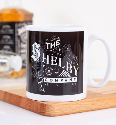 Peaky Blinders The Shelby Company Mug